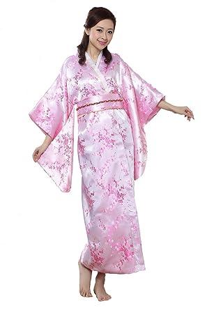 Asian kimono robe
