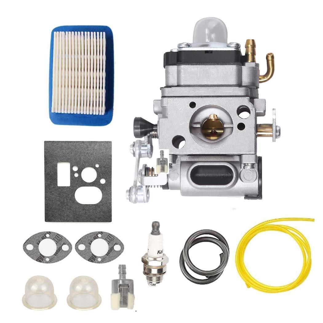Backpack Blower Carburetor Set for Echo PB500 PB500T PB500H EB508RT A021001641 A021001642 Walbro WLA-1 Carb