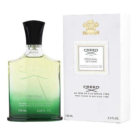 Amazoncom Creed Creed Original Vetiver 33 Oz Millesime Spray 1