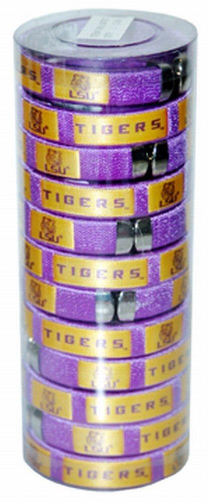 NCAA Louisiana State Fightin Tigers Spirit Bracelet