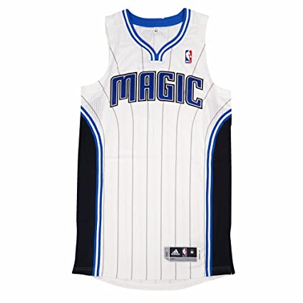 3be60c052347 adidas Orlando Magic NBA White Official Authentic On-Court Revolution 30  Home Jersey for Men