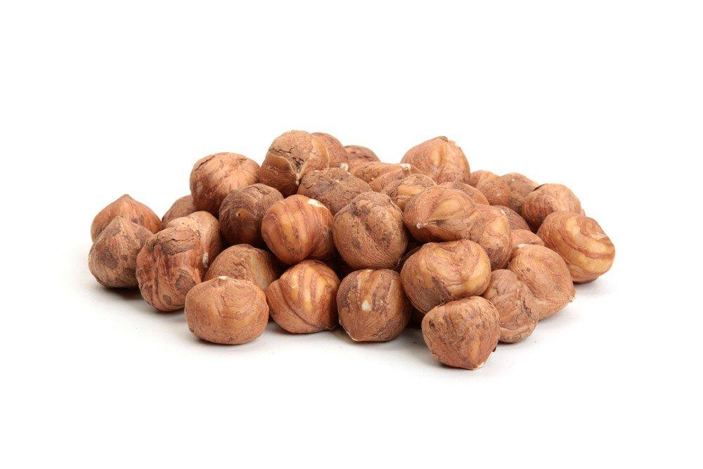 Raw Oregon Hazelnuts (10 Pound Case)