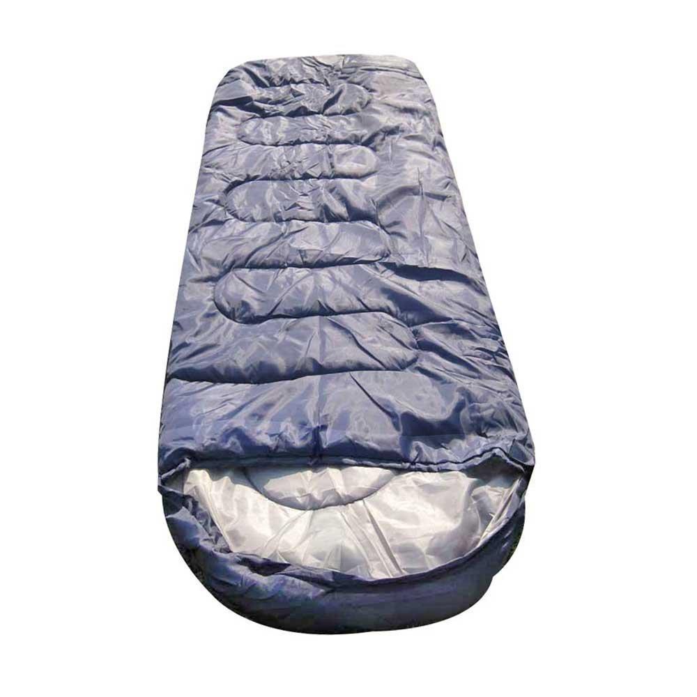 gqmart大人用ポータブル封筒フード付き暖かいSleepingバッグ春夏秋旅行アウトドアキャンプバッグ B0759YCCTX