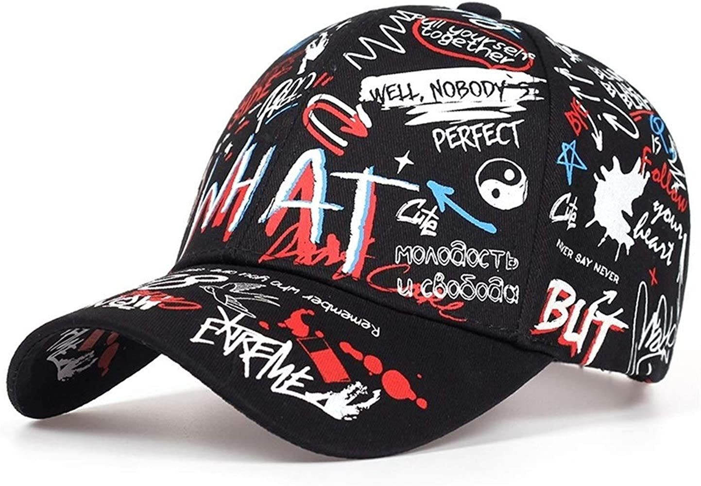 Battle Of The Peak Gorra de Beisbol Moda Graffiti Impresión Gorra ...