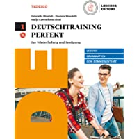 Deutschtraining perfekt. Zur wiederholung und Festigung. Con Sommerlektüre. Per le Scuole superiori. Con e-book. Con espansione online. Con CD-Audio: Deutschtraining perfekt. Volume 1 [Lingua tedesca]