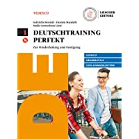 Deutschtraining perfekt. Zur wiederholung und Festigung. Sommerlektüre. Per le Scuole superiori. Con e-book. Con espansione online. Con CD-Audio: 1