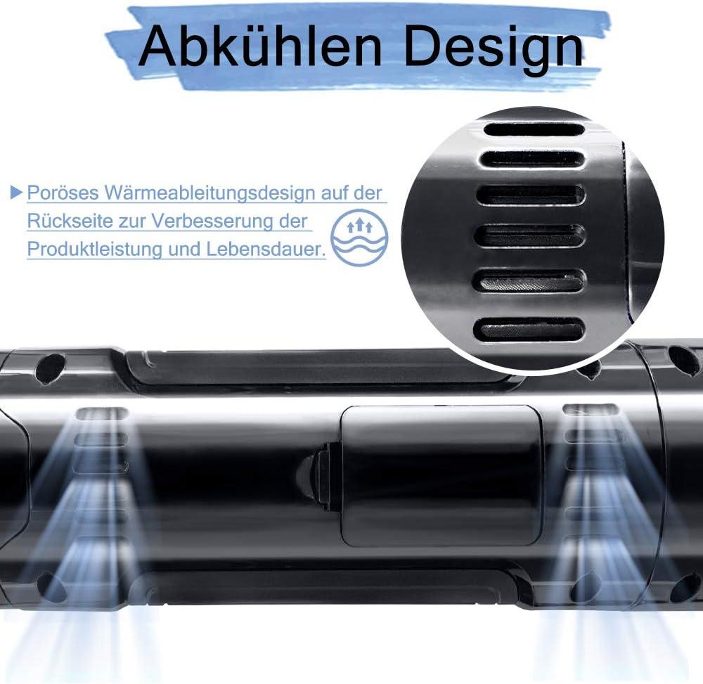Car Auto Reifen Druckluft Luftpumpe Fahrrad Kompressor 12V 150PSI LCD 12V Akku