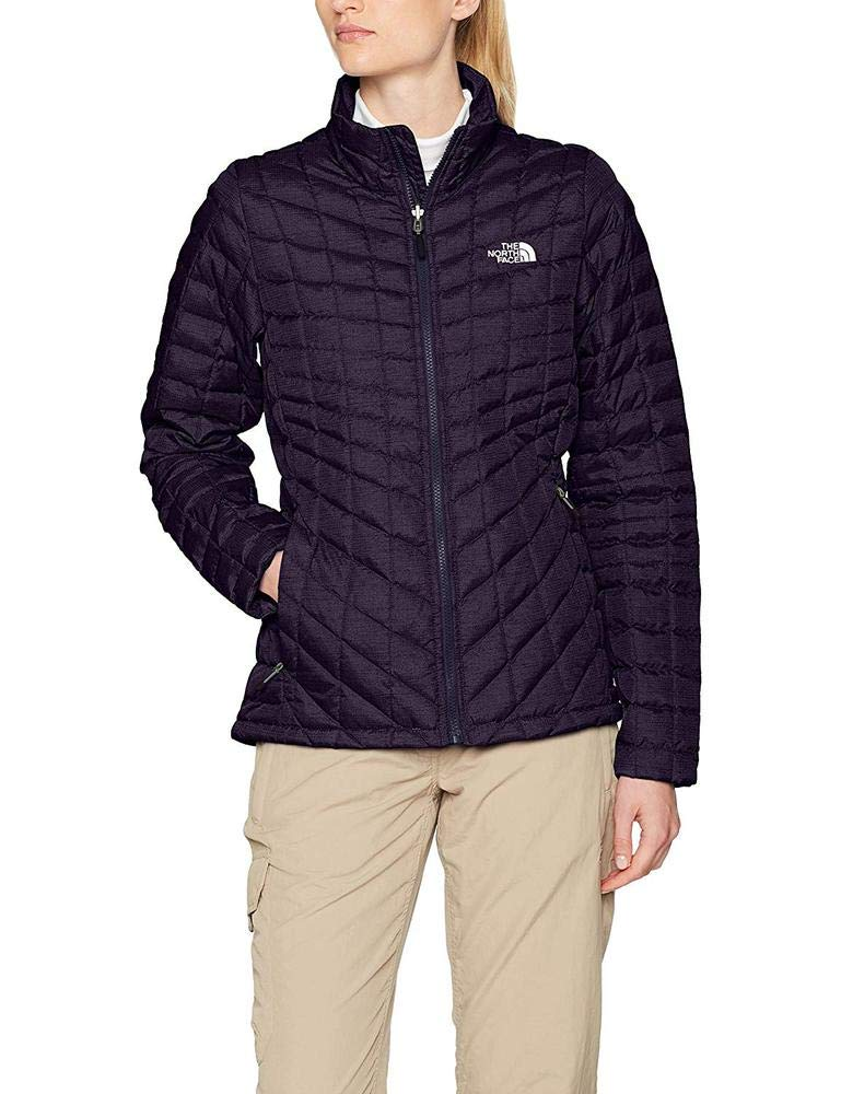Dark Eggplant violet L The North Face Thermoball Veste Femme