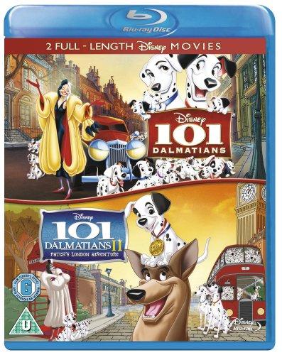 101 Dalmatians 2 Movie Collection  101 Dalmatians Patchs London Adventure