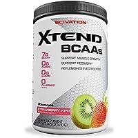 Scivation Xtend BCAA Powder, Strawberry Kiwi, 30 Servings