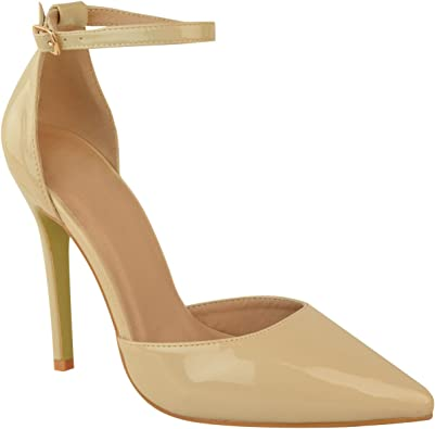 Fashion Thirsty Womens Pointed Toe High
