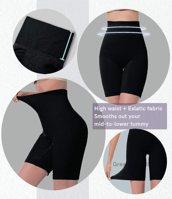 Durofit Seamless Tummy Control Knicker Shaping Underwear High Waist Thigh Slimmer Shorts Sculpting Brief Slimming Pants