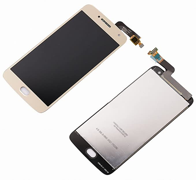 Mobile Phone Accessories 2 Color For Motorola Moto G5 Plus Xt1686 Lcd Display Screen Touch Digitizer