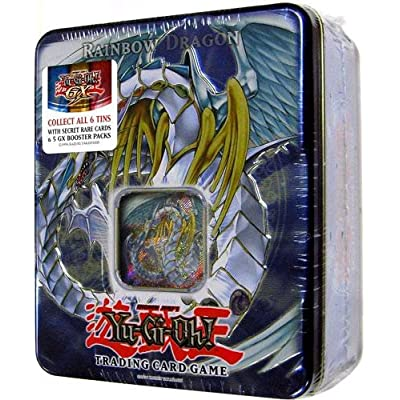 2007 Yu-Gi-Oh! Collectible Tin - Rainbow Dragon [Toy]