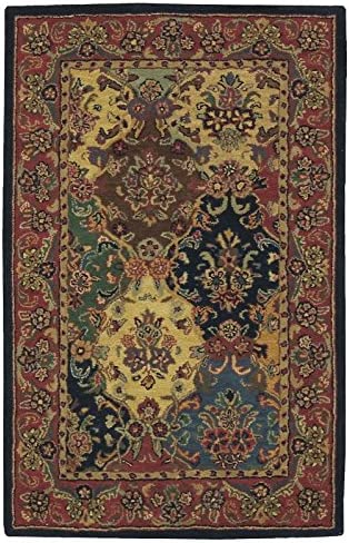Nourison IH23 India House Area Rug Rectangle/Multicolor/8' x 10'6″