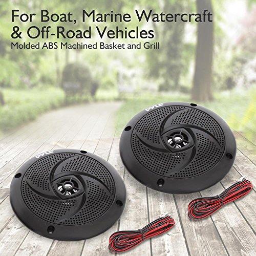 Buy 4 inch marine speakers