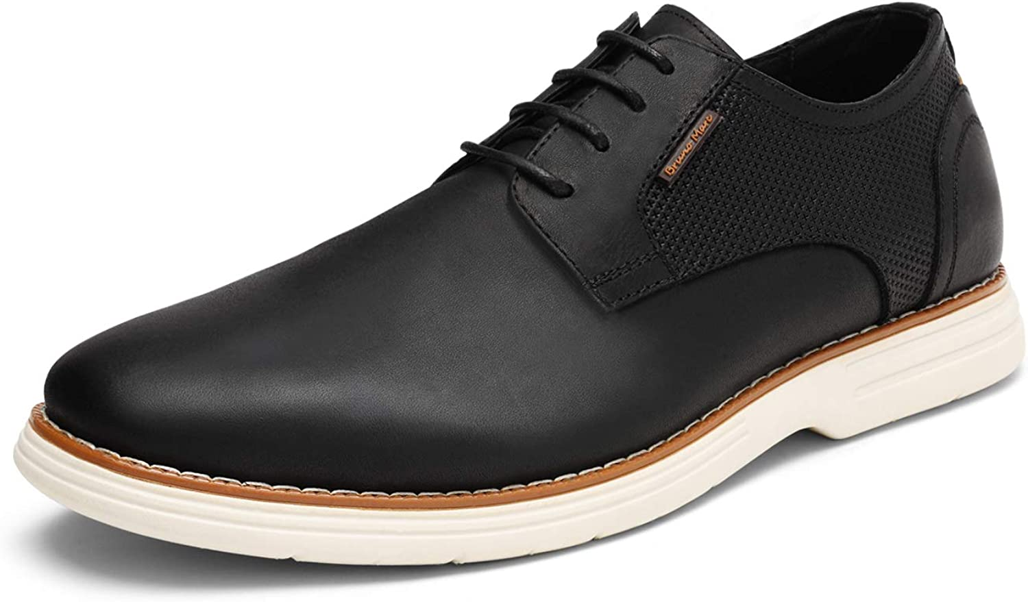 Bruno Marc Men's Oxford Dress Sneakers Casual Dress Shoes