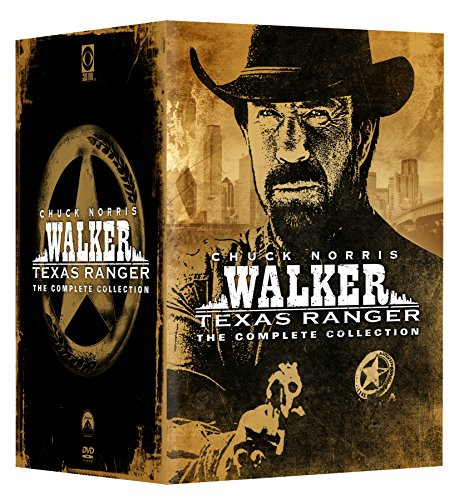 Walker, Texas Ranger: The Complete Collection by PARAMOUNT - UNI DIST CORP