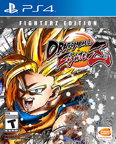 Dragon Ball Fighterz - Fighterz Edition - PS4 [Digital Code] by BANDAI NAMCO GAMES AMERICA INC.