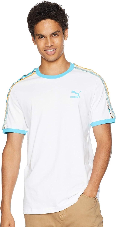 519a78ca98b Amazon.com: PUMA Mens x Coogi Archive T7 T-Shirt: Clothing
