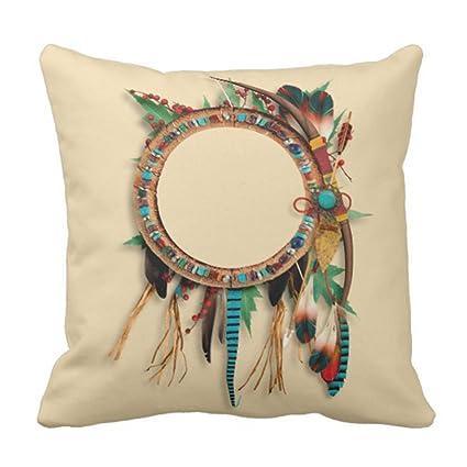 Amazon Emvency Throw Pillow Cover Brown Western Southwest Amazing Southwest Decorative Pillows