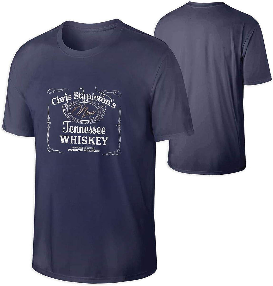 AlanSPerez Mens Chris Stapleton Traveller Classics t Shirts