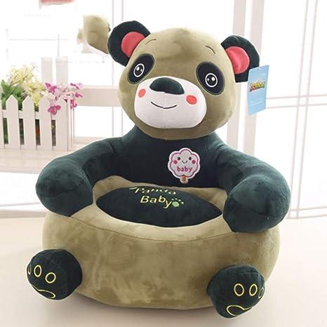 Y&Y Dibujos Animados niño sofá,Jirafa Panda niño sofá Silla ...