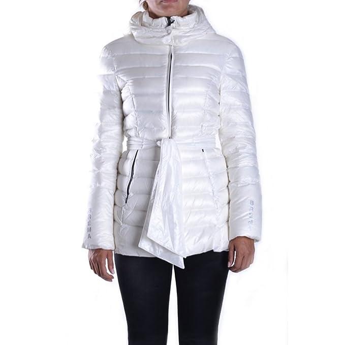 new styles ec139 d7296 BREMA Piumino Donna Mcbi051009o Poliammide Bianco: Amazon.it ...