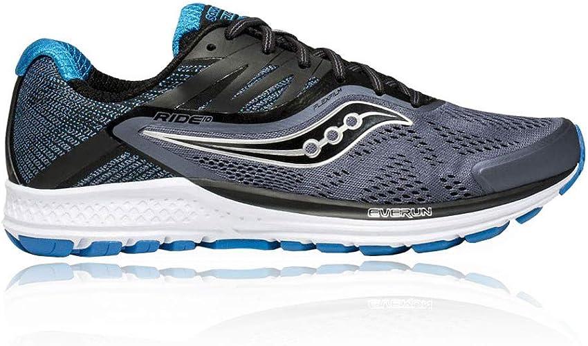 Promo Saucony Guide 10 [Bleu] Saucony Chaussures de course