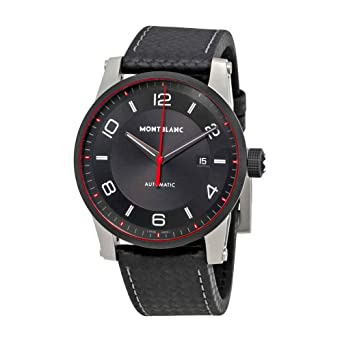 794944215 Image Unavailable. Image not available for. Color: MontBlanc TimeWalker  Automatic Mens Watch 115079