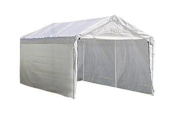 ShelterLogic 25775 Enclosure Kit 10X20 Canopy and Frame Sold Separately  sc 1 st  Amazon.com & Amazon.com : ShelterLogic 25775 Enclosure Kit 10X20 Canopy and ...