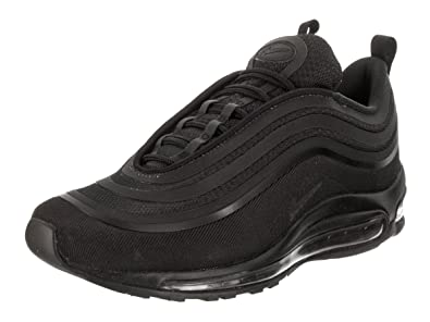 Amazon.com | NIKE Men's Air Max 97 Ultra '17 Premuin Black AH7581 ...