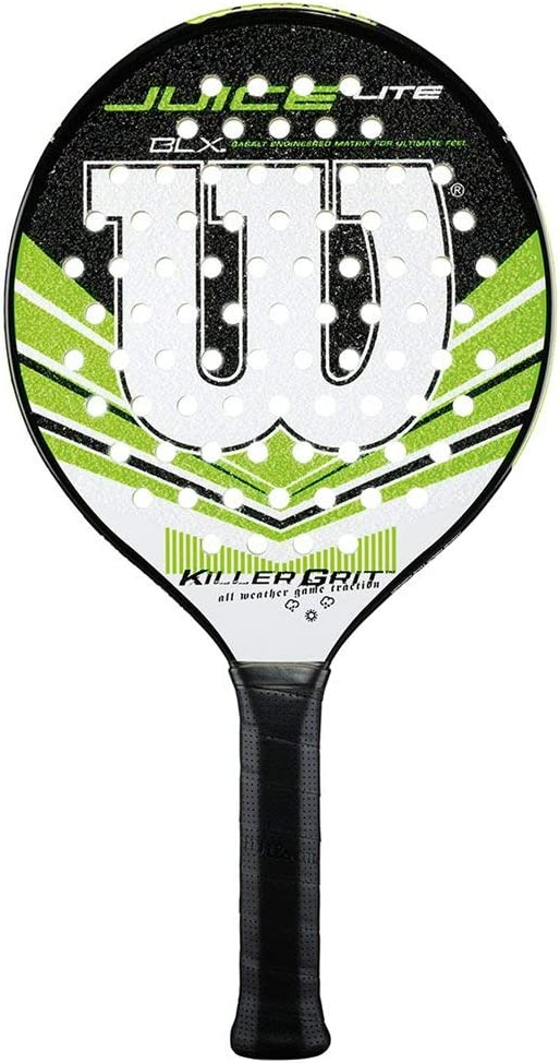 Amazon.com : Wilson 2014 Juice Light Paddle (4 1/2