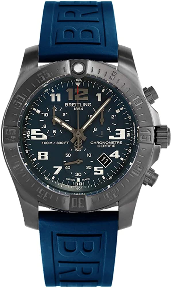 Breitling Chronospace Evo Night Mission Mens Watch