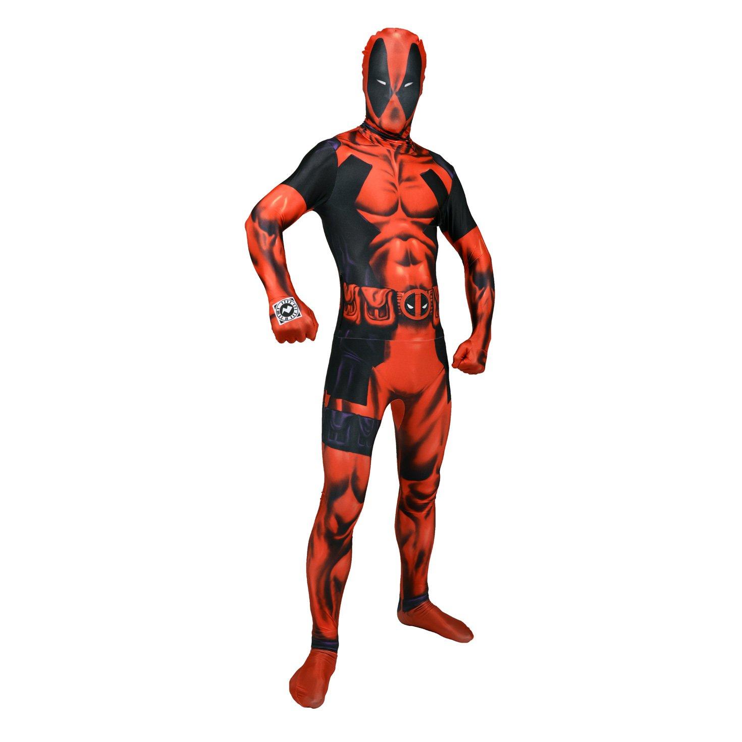 Morphsuits - Disfraz de segunda piel (pegado al cuerpo) adultos, talla XL (MLZDPX): Amazon.es: Juguetes y juegos