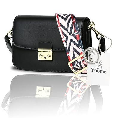 221ba941bf64 Yoome Belt Flap Bag Medium Crossbody Bags For Women On Sale Boho Bags Purses  Leather -