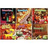 CAPSTONE 748847 día festivo en el mundo, 6 libros, (Pack de 6)