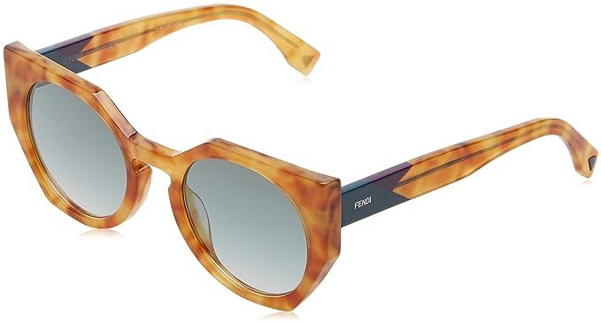 Fendi FF 0151/S QR 35J 51, Gafas de sol para Mujer, Rosa ...