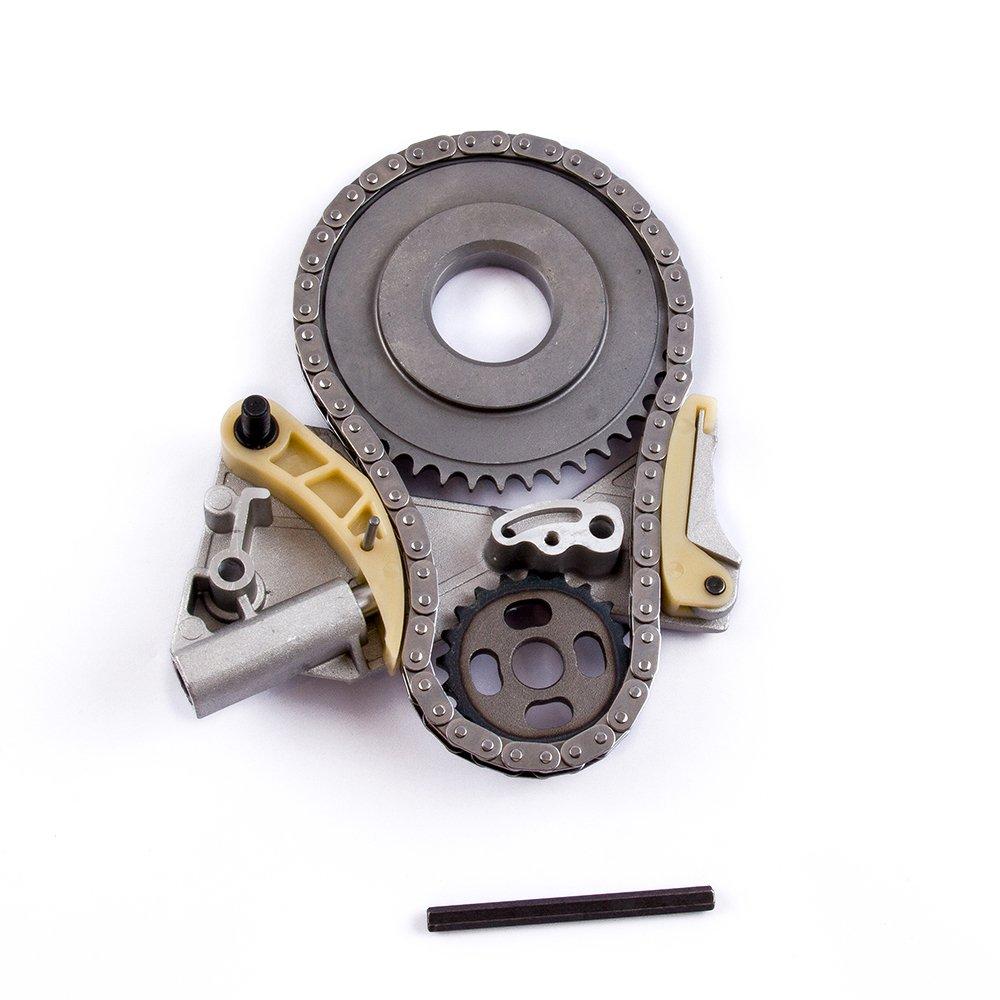 maXpeedingrods 03G103333E 03G115124D Oil Pump Chain Sprocket Tensioner Kit