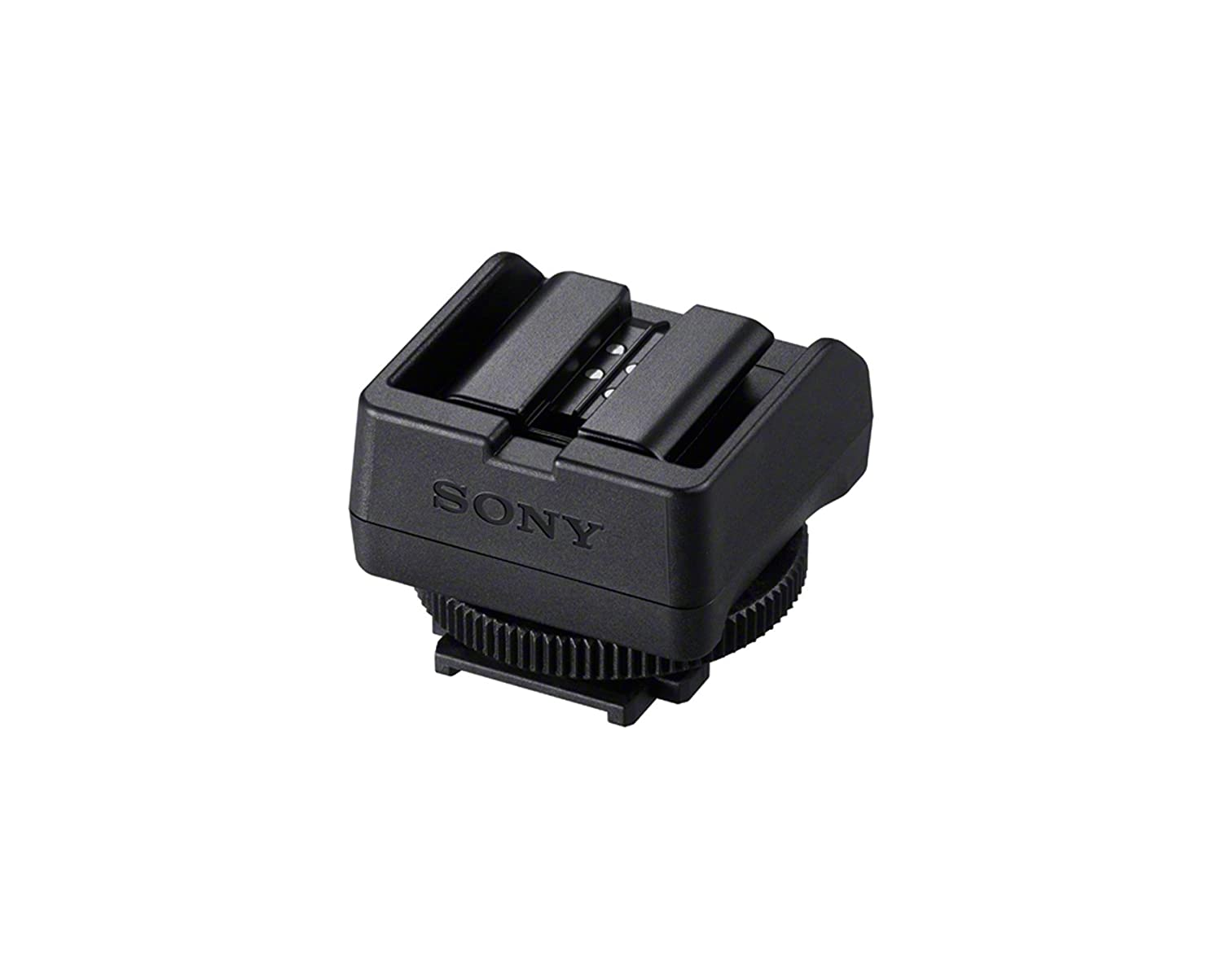 Sony ADPMAA Shoe Adaptor for Mi Shoe, (Black) ADP-MAA