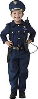 Dress Up America Deluxe Police Dress Up Costume Set - Includes Shirt Pants Hat  sc 1 st  Amazon.com & Amazon.com: Child EMT Costume - Small 4-6: Toys u0026 Games