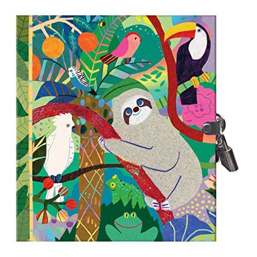 eeBoo Secret Sloth Diary for Kids by eeBoo