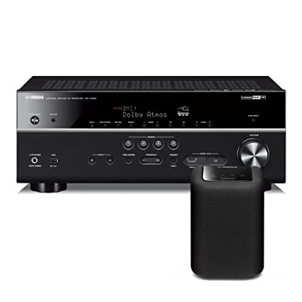Yamaha RX-V683 7.2 Channel AV Network Receiver with Dolby Atmos and DTS:X