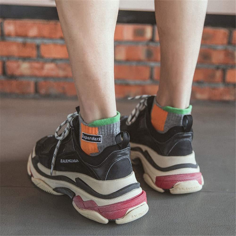 KAKAFASHION - Calcetines cortos - para hombre M01 Talla única: Amazon.es: Ropa y accesorios