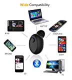 Comsoon Bluetooth Headphones, [Magnetic USB