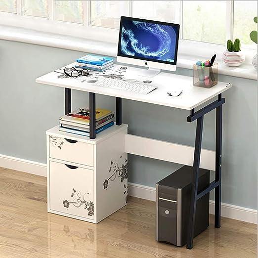 DDGOD Escritorio de computadora Escritorio Laptop pc,Mesa de ...