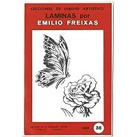 Lecciones de Dibujo Artístico. Láminas por Emilio Freixas Serie 36