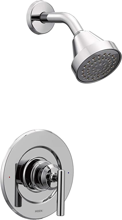 Moen T2902EP Gibson Posi-Temp Valve Trim Shower Only without Valve Chrome