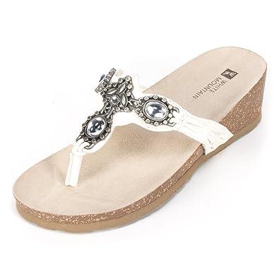 fd3c95205cd1 WHITE MOUNTAIN  CARDENIA  Women s Sandal