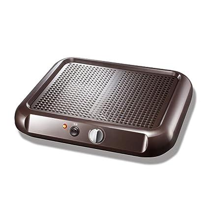 Calentador de pies Calentador infrarrojo lejano Masaje Ahorro de energía Estufa de pie caliente Oficina en